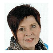 Sekretärin Brigitte Engelhardt